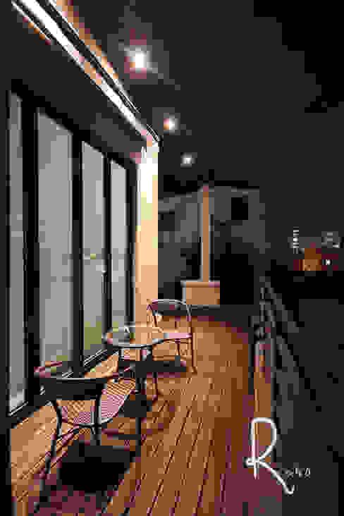 Terrace by 로하디자인,