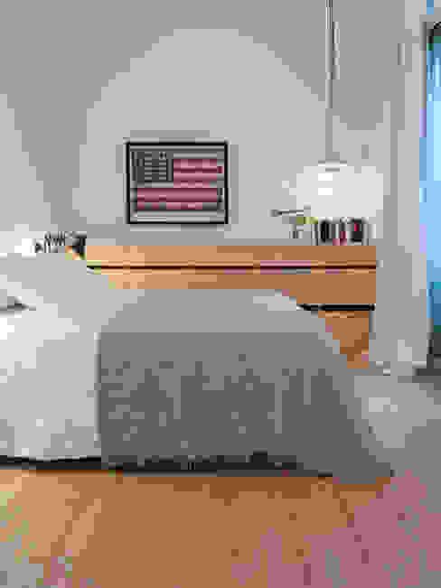 Vivienda bajos Madrazo Dormitorios de estilo moderno de MIRIAM CASTELLS STUDIO Moderno