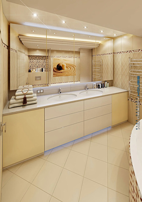 hq-design Modern bathroom