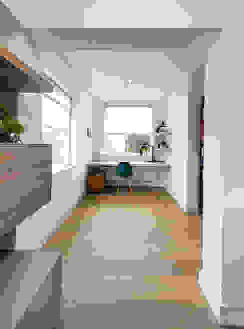 Mooie woning in Denbosch:  Studeerkamer/kantoor door Bas Suurmond Fotografie,