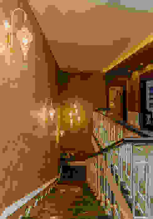 Corridor and hallway by Mimoza Mimarlık