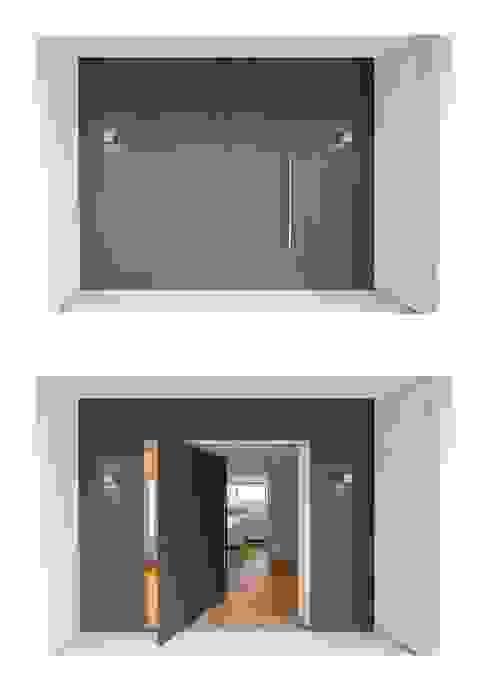 Projekty,  Korytarz, przedpokój zaprojektowane przez Simon Garcia | arqfoto, Nowoczesny