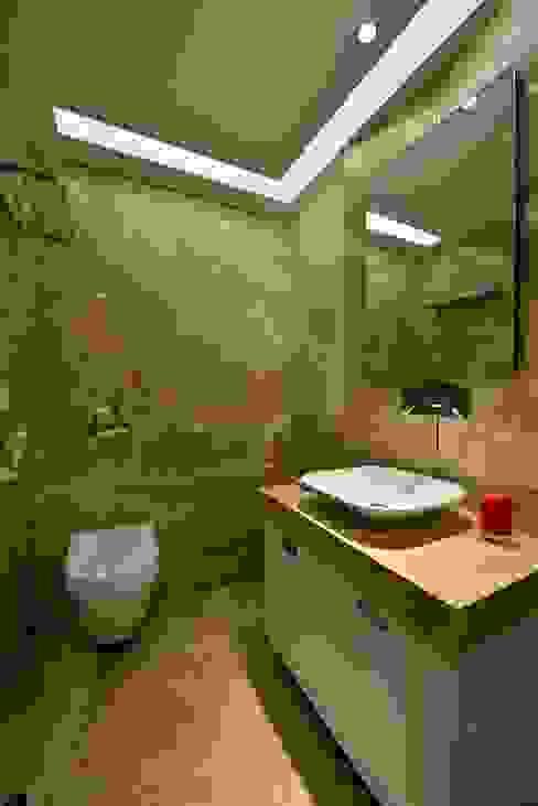 Minimalist bathroom by homify Minimalist Marble