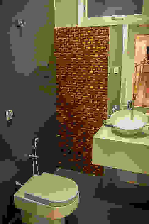 Baños de estilo  por A/ZERO Arquitetura, Moderno