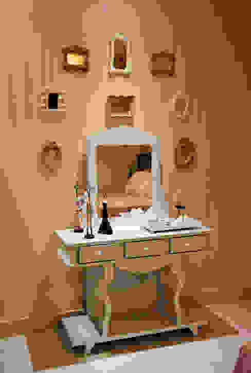 Detalhe quarto casal Quartos modernos por CARDOSO CHOUZA ARQUITETOS Moderno