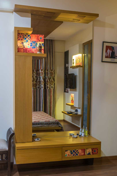 10 Dressing Table Design Ideas For Indian Homes Homify,Bowl Pottery Painting Designs