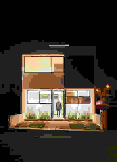 Minimalistyczne domy od Región 4 Arquitectura Minimalistyczny