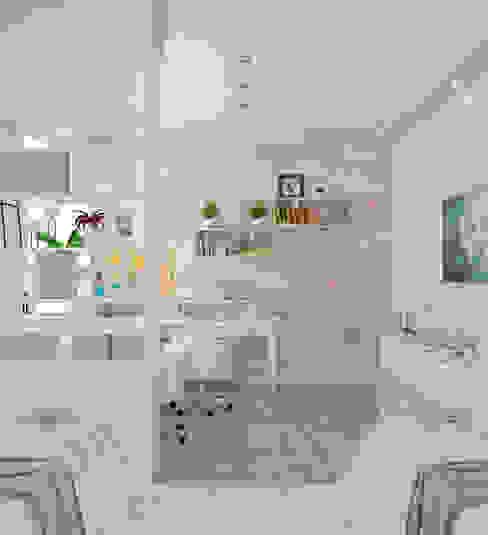 """Детская """"Room of wonders"""" vol. 2: Детские комнаты в . Автор – Студия дизайна Дарьи Одарюк,"""