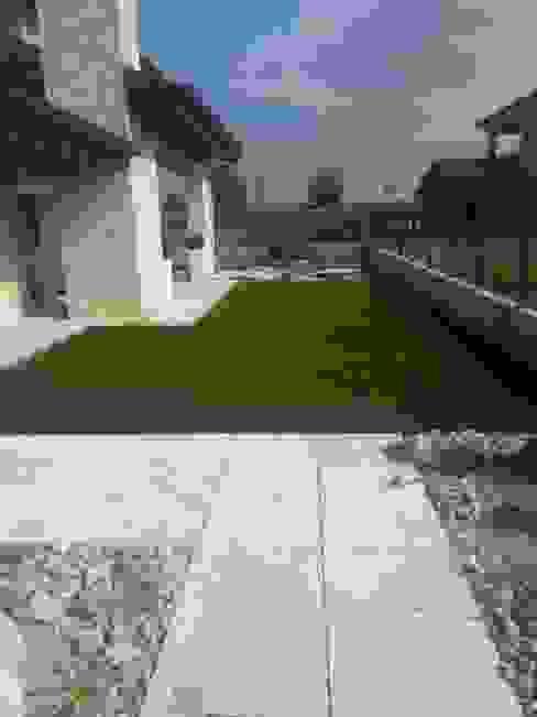 Garden by Architetti Baggio