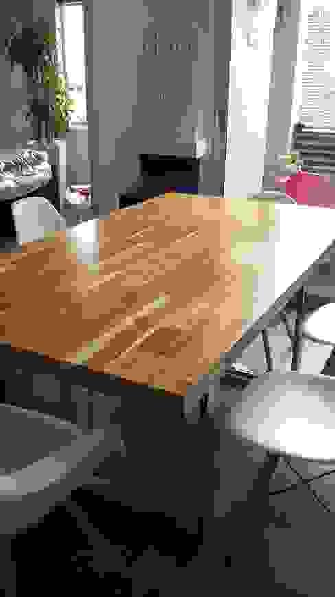 La Carpinteria - Mobiliario Comercial Dining roomTables Wood effect