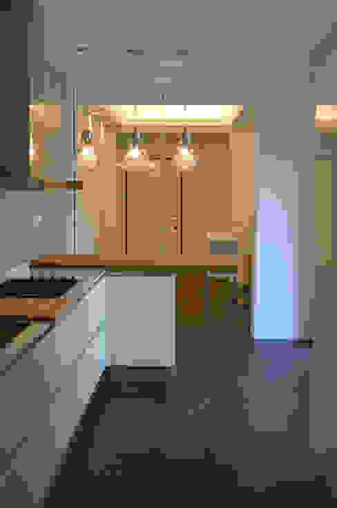 Cocinas de estilo  por Studio di Architettura Ortu Pillola e Associati,