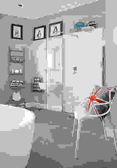 Badezimmer von Hen & Crask Edinburgh