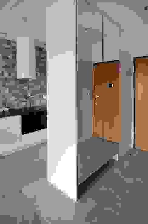 Scandinavian style kitchen by ARTEMA PRACOWANIA ARCHITEKTURY WNĘTRZ Scandinavian