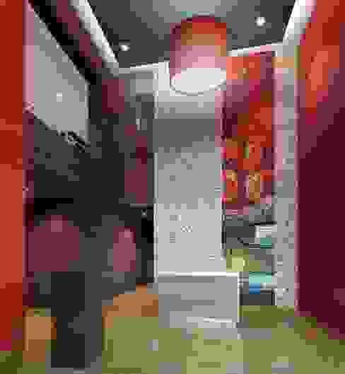 Salas / recibidores de estilo  por ARKILINEA, Moderno