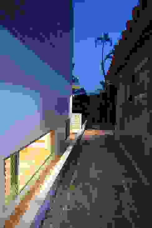 SKM-HOUSE 日本家屋・アジアの家 の 門一級建築士事務所 和風 石灰岩