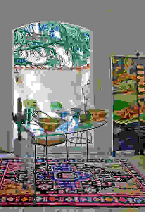Puertas y ventanas de estilo mediterráneo de Pierre Bernard Création Mediterráneo