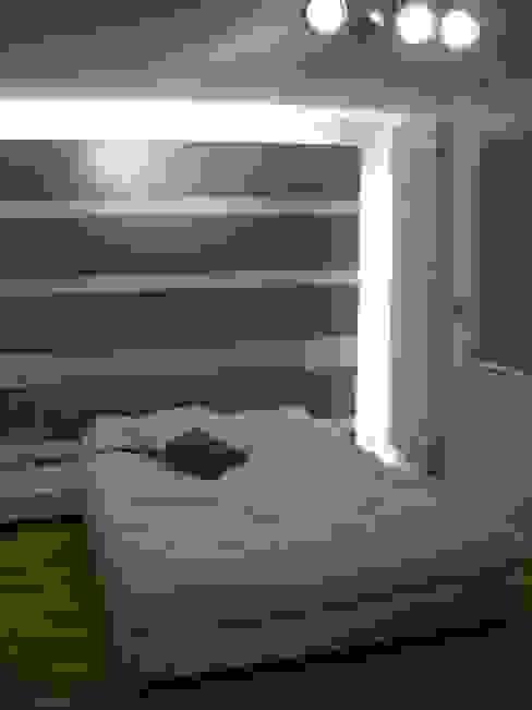 Dormitorios de estilo  por Pierre Bernard Création