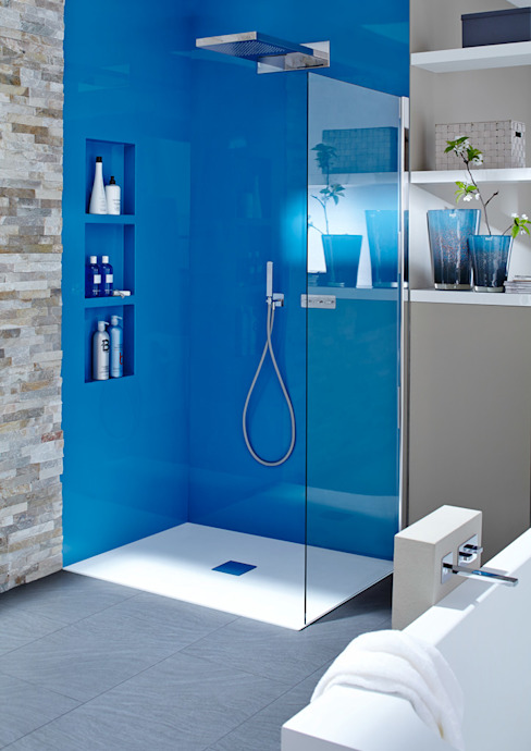 Modern style bathrooms by Bad Campioni Modern
