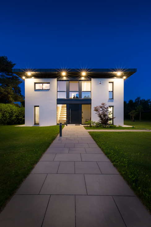 Modern houses by Atelier Fürtner-Tonn Modern Bricks