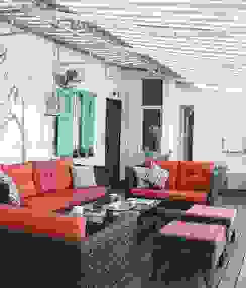 .. Modern balcony, veranda & terrace by homify Modern