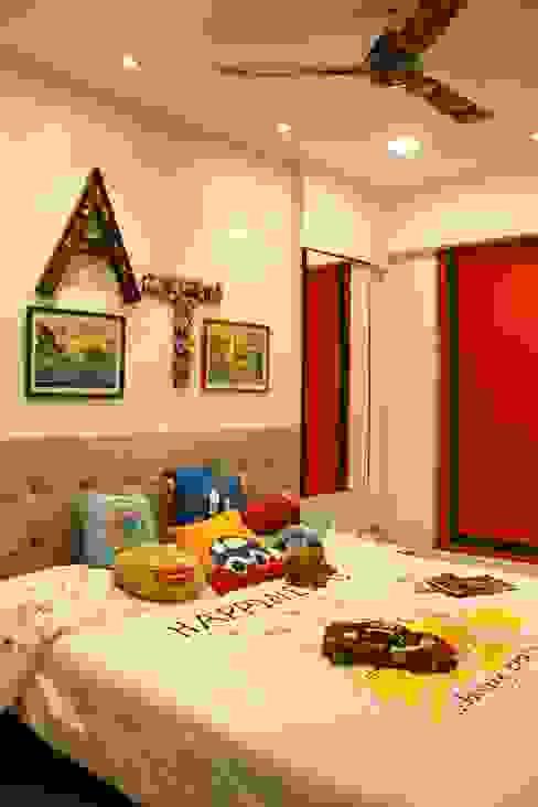 .. Modern nursery/kids room by homify Modern