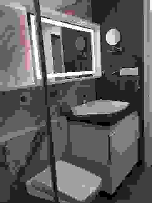 Ванная комната в стиле модерн от Studio Stimulus Модерн