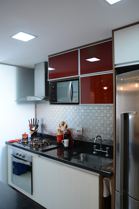 Cocinas modernas de Expace - espaços e experiências Moderno