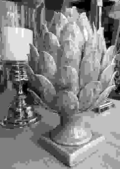Decorative Artichoke Mister Toad 客廳配件與裝飾品 瓷器 Green