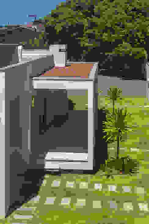 Jardines modernos: Ideas, imágenes y decoración de PJV Arquitetura Moderno