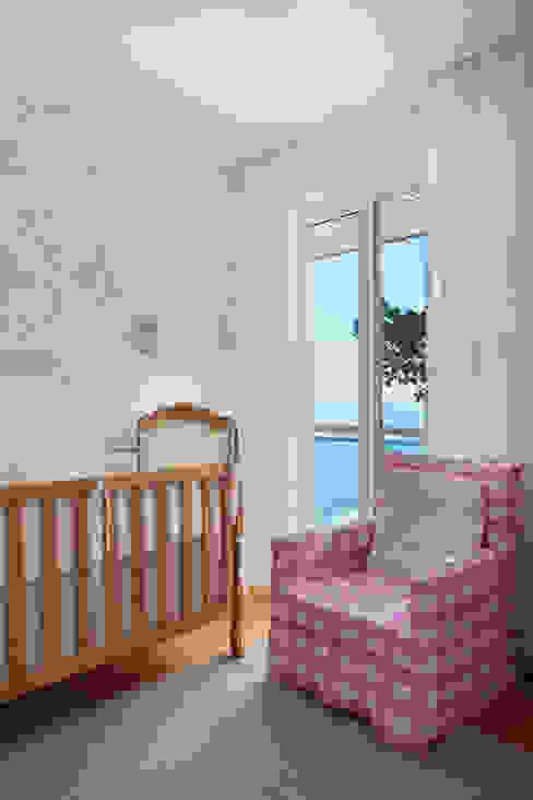 Apartamento Spike Gisele Taranto Arquitetura Quarto infantil moderno