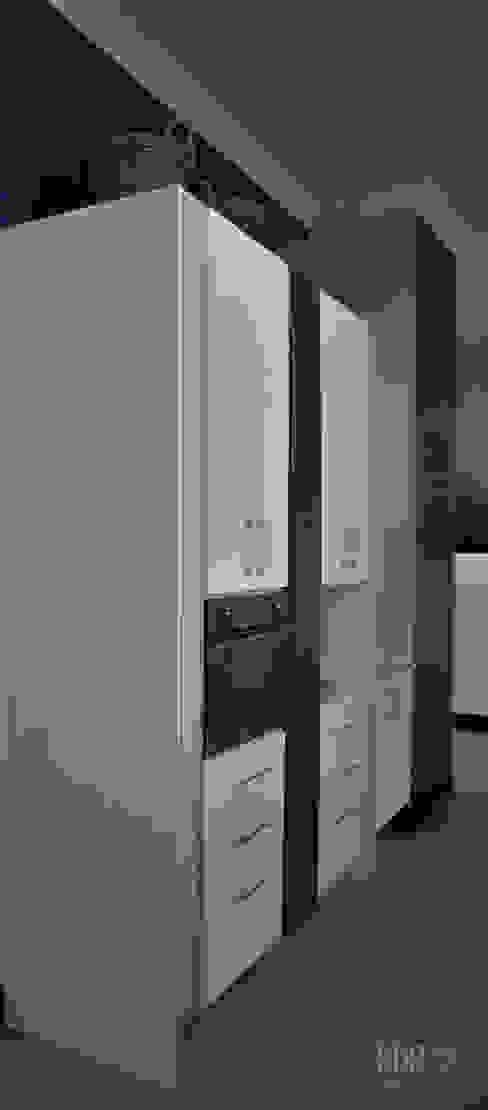 Mr & Mrs Harper Kitchen project Modern kitchen by Ergo Designer Kitchens and Cabinetry Modern MDF