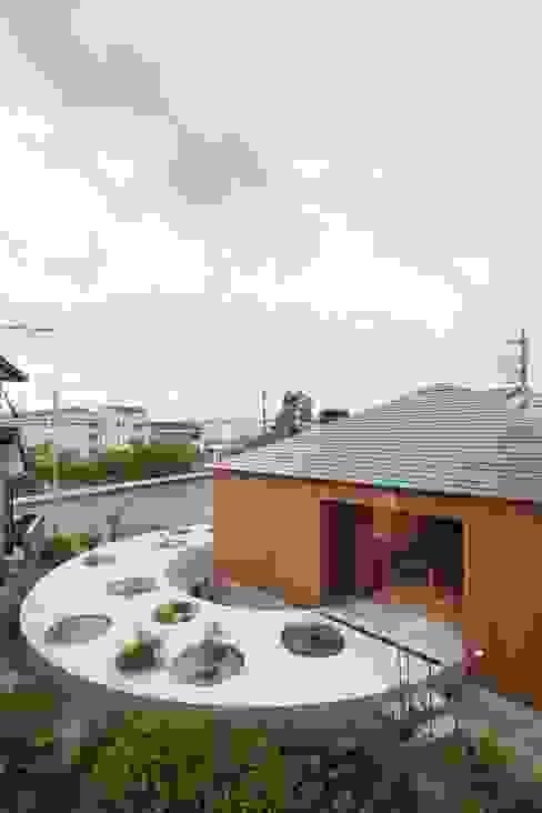 Scandinavian style houses by 藤原・室 建築設計事務所 Scandinavian