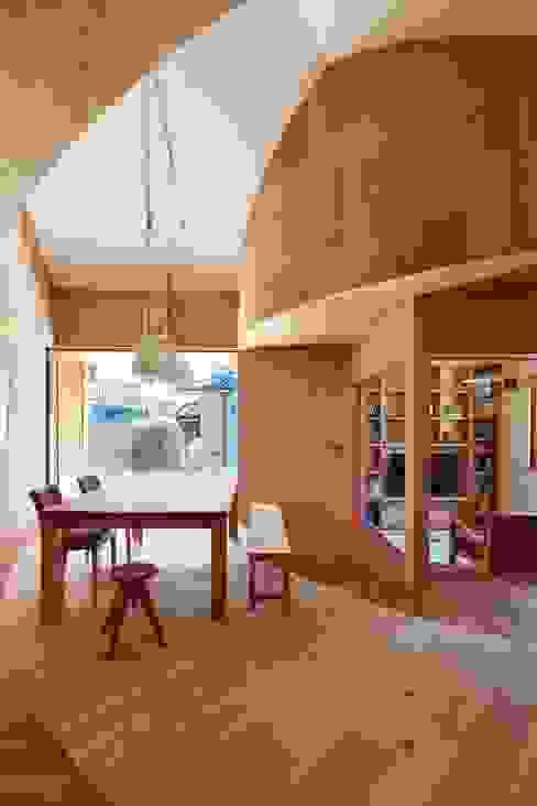 根據 藤原・室 建築設計事務所 北歐風
