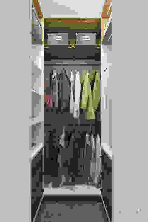 Eklektyczna garderoba od Студия авторского дизайна ASHE Home Eklektyczny