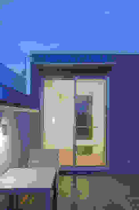 東水元の住宅: 北村大作建築設計事務所が手掛けた家です。,モダン