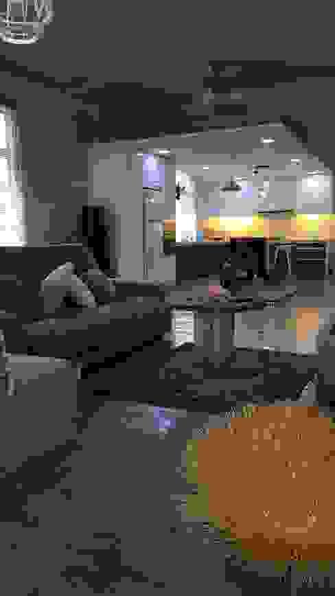 Modern living room by Alecc Interior Design Modern