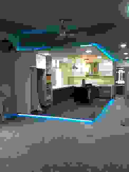 Modern kitchen by Alecc Interior Design Modern