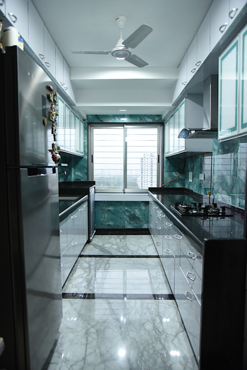 Dapur Minimalis Oleh Ornate Projects Minimalis