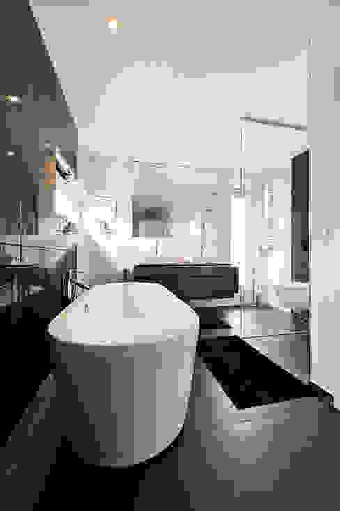 Projekty,  Łazienka zaprojektowane przez Hellmers P2 | Architektur & Projekte , Nowoczesny