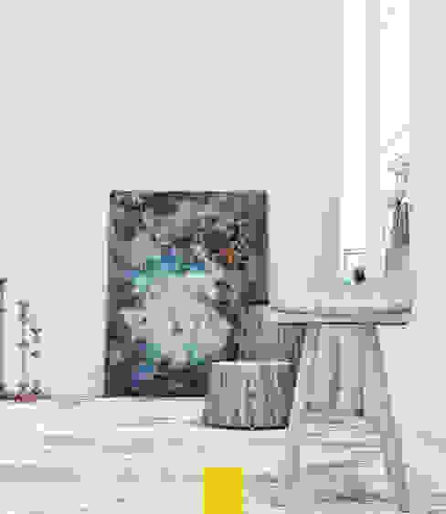 Penintdesign İç Mimarlık  – Telvin Livingroom:  tarz Oturma Odası,