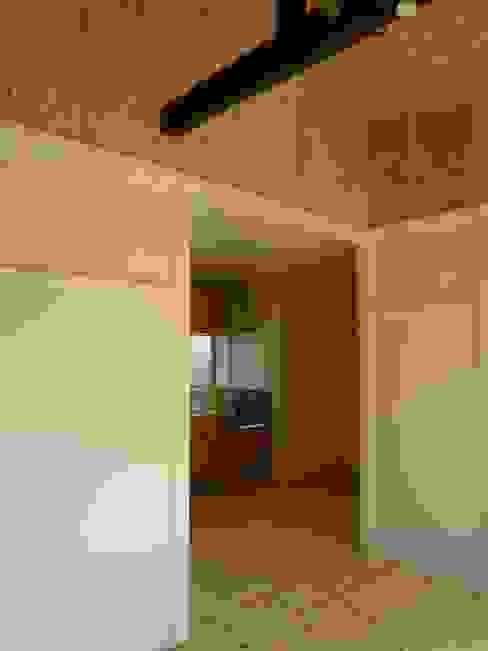 โดย アース・アーキテクツ一級建築士事務所 มินิมัล แผ่นไม้อัด Plywood