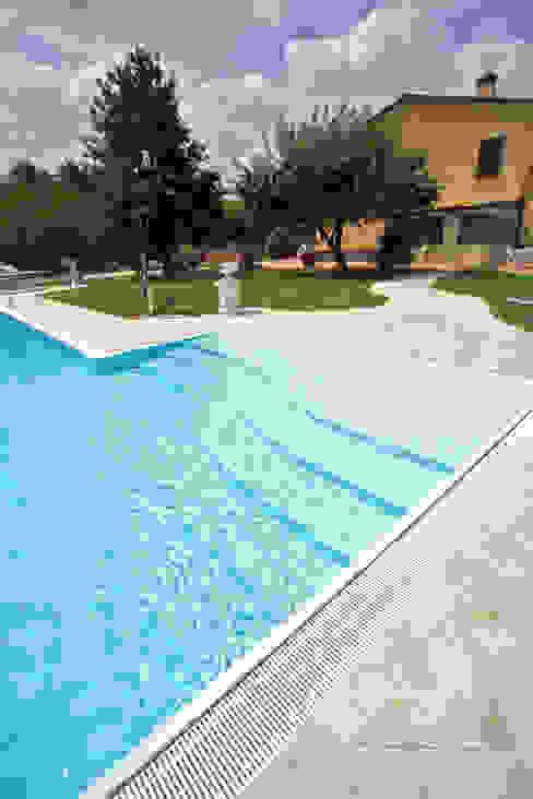 piscine residenziali Cavallari Piscine Piscina moderna