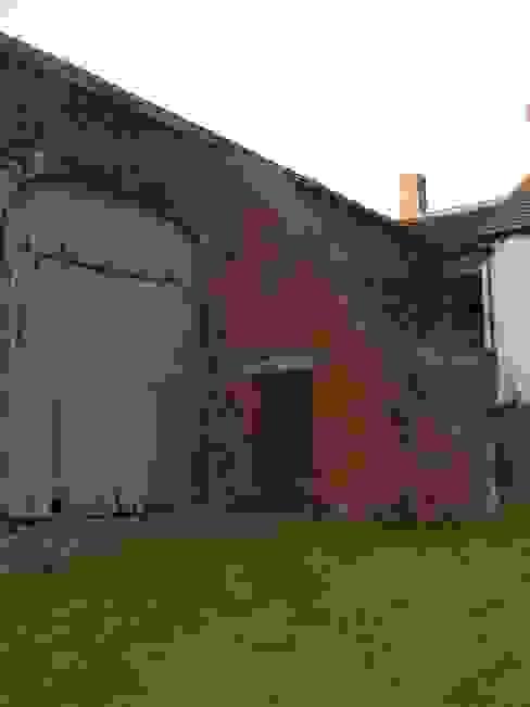 The existing barn before conversion van Farrar Bamforth Associates Ltd