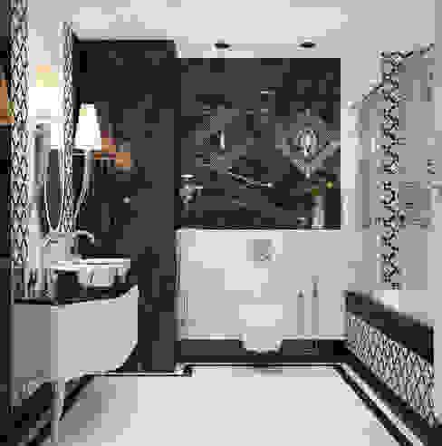 ห้องน้ำ โดย Студия дизайна Дарьи Одарюк, โมเดิร์น