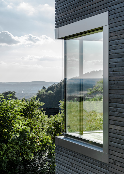 Дома в стиле модерн от RK Next Architekten Модерн