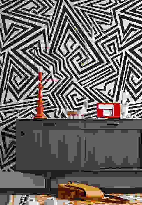 Salas de estilo  por Pixers, Moderno