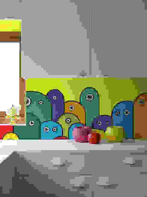 Kitchen Assistants Modern kitchen by Pixers Modern