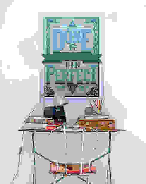 Study idea Oficinas de estilo moderno de Pixers Moderno