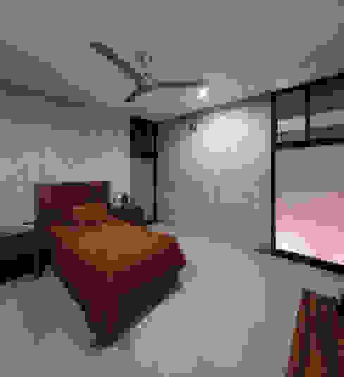 EZ4 Dormitorios modernos de P11 ARQUITECTOS Moderno