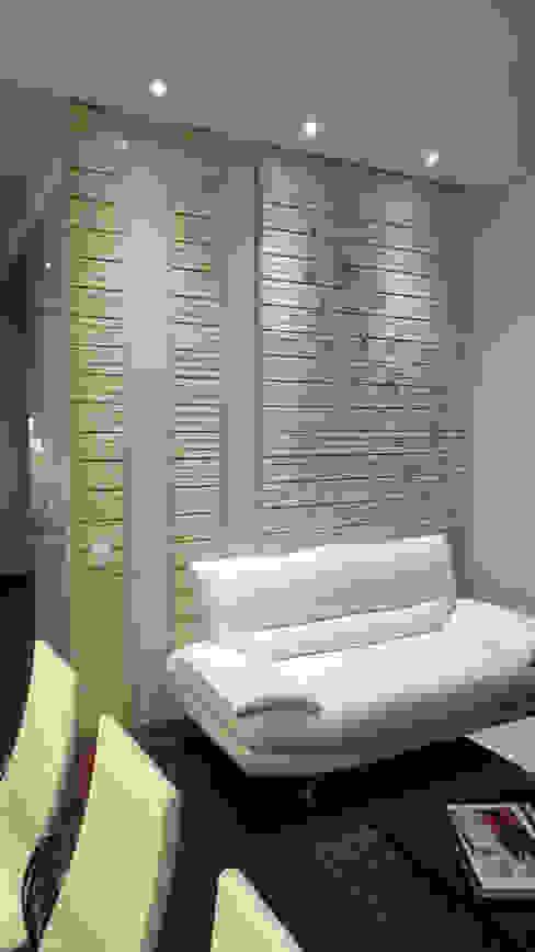 REMODELACIÓN LOFT - SALA Salas de estilo minimalista de ARTEKTURE S.A.S Minimalista